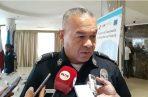 """El director de la Policía Nacional, Jorge Miranda hace lanzamiento de programa """"Policía Comunitaria""""  a nivel nacional."""