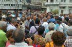 Harán hoy presión en los predios de la Asamblea Nacional. Foto de archivo
