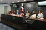 La investigación estará a cargo de los diputados Crispiano Adames, Roberto Ábrego y Leopoldo  Benedetti. Foto: Asamblea Nacional.