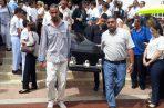 El cuerpo sin vida de Castro fue llevado al cementerio Municipal Matías Espino de Guararé, para darle cristiana sepultura. Foto/Thays Domínguez