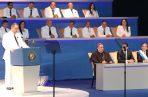 Marcos Castillero, diputado del PRD, se fue de viaje a Nueva York; habilitó a su suplente. Foto: Asamblea Nacional.