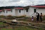El proyecto habitacional tiene tres años paralizado.