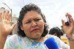 """Araceli González, madre de Luz del Carmen Miranda, víctima del  """"monstruo de Ecatepec"""". EFE."""
