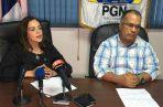 Maruquel Castroverde y Rolando Rodríguez justificaron las detenciones.  Víctor Arosemena