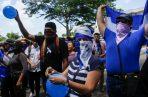 Nicaragua atraviesa desde abril de 2018 una grave crisis que ha dejado 325 muertos, de acuerdo con la Comisión Interamericana de Derechos Humanos (CIDH). FOTO/AP