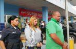 Durante la audiencia la Fiscalía Especializada en Asuntos de Droga, indicó que a través de una llamada anónima a la Policía Nacional (PN) se informó de una supuesta entrega de droga. Foto/eRIC mONTENEGRO