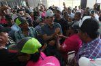 Rómulo Roux fue recibido con mucha alegría en la ciudad de David, provincia de Chiriquí.