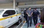 El12 de septiembre de 2018, el juez de garantía Xavier Flores, dictó la orden de medida cautelar de detención preventiva en contra de Víctor Domínguez. Foto/Eric Montenegro