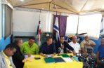La nueva junta directiva es liderada por Martín Franco y Rafael Reyes, quienes estarán por dos años. Foto: Panamá América