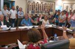 La propuesta obtuvo el voto del edil Rolly Rodríguez, quien además de reelegirse como representante de Arraiján cabecera ganó la alcaldía. Foto/Eric Montenegro