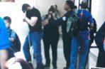 Audiencia a hombre que pateó rostro a mujer en la 12 de Octubre. Foto/Víctor Arosemena