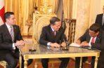 La restauración deberá tomar 90 días calendario, según la Presidencia de la República. Foto: Presidencia de la República.