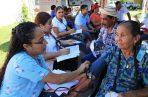 Se estima que en el 2019 viven en el país 517 mil 488 adultos mayores de los cuales 269 mil 519 son mujeres y 240 mil 735 son hombres.