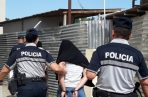 La agresora está a órdenes de autoridades competentes. Foto: Mayra Madrid.