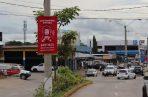 La ciudad de Santiago fue fundada el 23 de octubre de 1621.
