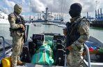 Durante el operativo del  Senan se logró la captura de tres tripulantes de nacionalidad colombiana.