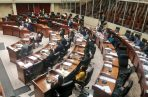 El pleno de la Asamblea Nacional discute el proyecto que reforma la Constitución Política de Panamá.