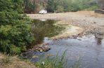 El propio director hizo el llamado de atención para que la población no malgaste agua. Foto: Cortesía