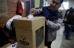 El órgano electoral ha habilitado a 341.001 electores residentes en 33 países, la mayoría en Argentina, España y Brasil.