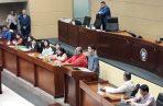 Diálogo sobre las reformas constitucionales.