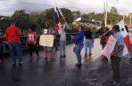 Le exigen al Ministerio de Educación respuestas sobre el futuro del centro educativo del lugar. Foto/Diómedes Sánchez