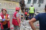 Un terremoto de magnitud 6.8 sacudió la isla de Mindanao en el sur de Filipinas el 12 de diciembre, una región en la que se han producido varios terremotos mortales en los últimos meses. FOTO/AP