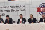 El acto contó con la presencia del presidente de la Asamblea Nacional, Marco Castillero, y el vicepresidente José Gabriel Carrizo.
