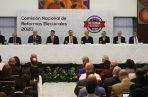 La comisión para las reformas electorales ya se instaló. CORTESÍA