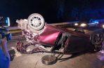 En la provincia de Chiriquí  van cuatro muertos por accidentes de tránsito en los primeros 21 días del mes de enero de 2020. Foto/José Vásquez