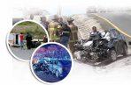 El sábado 25 de enero, dos personas perdieron tras un accidente de tránsito en Chame.