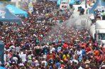 Los carnavales en Panamá se celebran este año desde el viernes 21 de febrero.