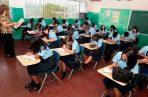 Más de 800 mil estudiantes de escuelas públicas y privadas del país no están recibiendo clases por el COVID-19.