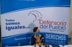 La defensora del Pueblo, Maribel Coco de Garibaldi, está dispuesta a mediar entre las partes.