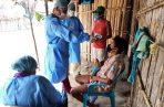 El Minsa sigue llevando a diferentes puntos del país atención médica y orientación constante sobre las medidas de higiene preventivas.