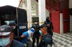 A Reynaldo Cuadra se le decretó la legalización de su captura y se le imputaron cuatro cargos.