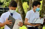 Los padres de familia de los alumnos que cursarán 7º y 10º, (primer y cuarto año) deben entrar al link que está en la web del Meduca www.meduca.gob.pa para subir los documentos.
