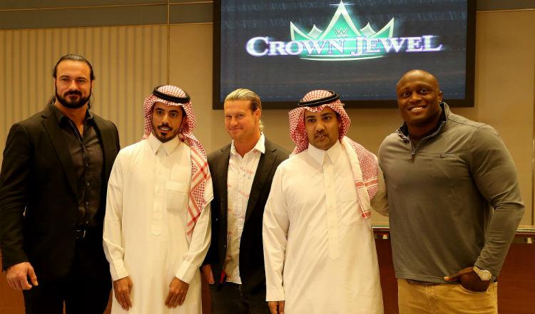 WWE возвращается на Ближний Восток